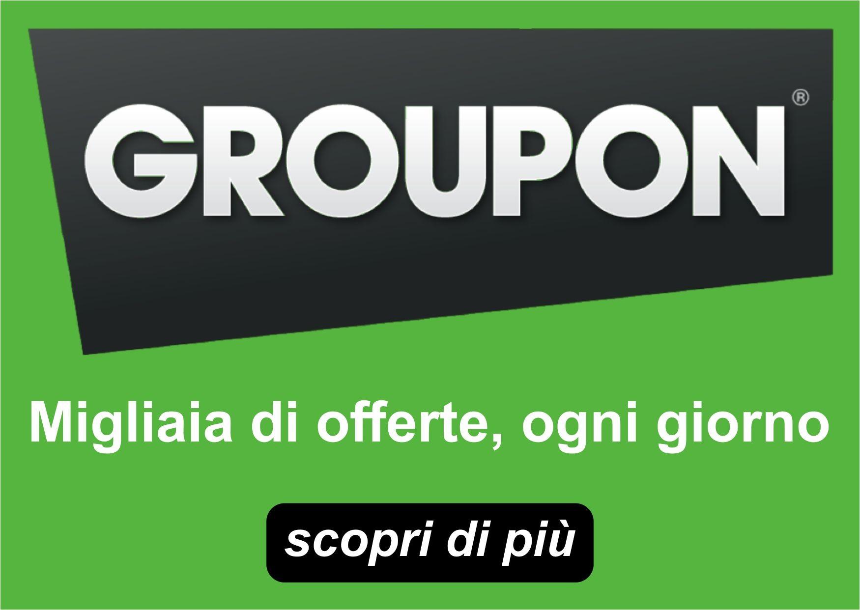 groupon - clicca qui