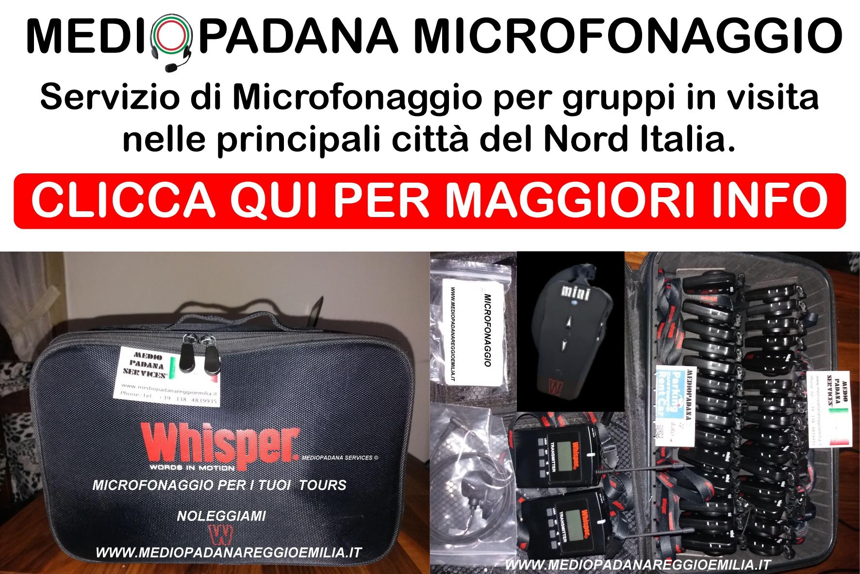 microfonaggio