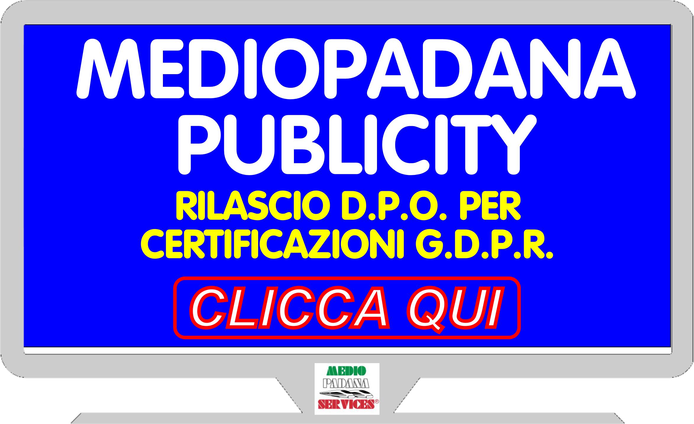 certificato DPO