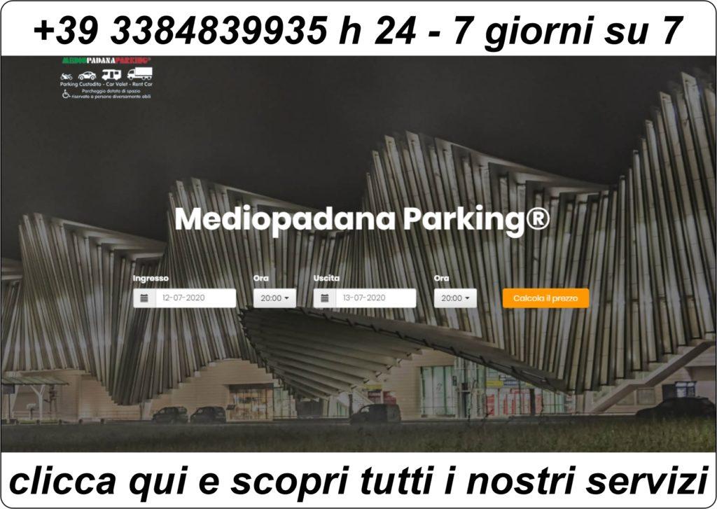 Mediopadana Parking®